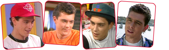 CJ played by Adrian Lee